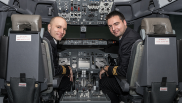 Start your airline pilot career